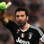 Buffon iguala histórico récord de Paolo Maldini en la Serie A
