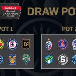 Motagua-Atlanta United y Olimpia-Seattle Sounders por Liga Campeones de la Concacaf