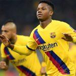 ¡Ansu Fati se convierte en el jugador más joven en marcar en la Champions!