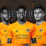 Houston Dynamo renueva a Maynor Figueroa y Boniek García