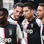 Con doblete de Cristiano Ronaldo, Juventus ganó 3-1 a Udinese