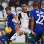 Juventus empata 2-2 con Sassuolo y peligra su liderato en la Serie A