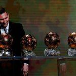 Histórico: !Lionel Messi conquista su sexto Balón de Oro!