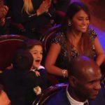 El show de Mateo cuando anunciaron a Messi como ganador del Balón de Oro (VÍDEO)