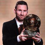 Messi ganó el Balón de Oro por solo siete puntos de diferencia