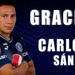 Motagua oficializa las bajas de Carlos Sánchez y Henry Ayala
