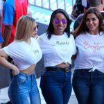 Las hermosas esposas de los futbolistas y aficionadas que adornaron la final del fútbol hondureño (FOTOS)