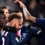 PSG derrotó 2-0 Nantes y se afianza en la cima de la Ligue 1