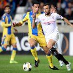 Sevilla pierde en Chipre y no logra su puntaje perfecto