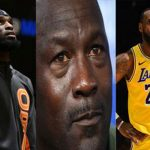 Magic Johnson, Jordan y LeBron James abatidos con la muerte de Koby Bryant
