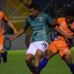 Marathón empata 2-2 ante UPNFM