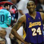 Messi sobre Kobe Bryant: «Se nos fue un genio como pocos»