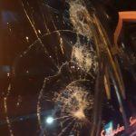 Atacan el autobús del Olimpia y suspenden el partido contra Alianza (VÍDEO)