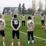 Real Madrid guarda un minuto de silencio por Kobe Bryant (VÍDEO)