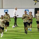 Real Madrid regresa a los entrenamientos tras la exhibición en Yeda