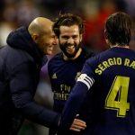 Real Madrid vence 1-0 al Valladolid y es líder absoluto de la liga española