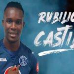 OFICIAL: Rubilio Castillo regresa a Motagua