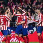 Atlético de Madrid vence 3-1 al Villarreal y se pone tercero