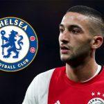Marroquí Hakim Ziyech es nuevo jugador del Chelsea