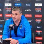 Diego Vázquez: «El torneo lo arma Concacaf para los equipos de México y la MLS»