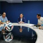 Por agresión a árbitro se suspende la sexta fecha de la Liga de Ascenso
