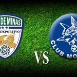 Alineaciones Real de Minas y Motagua en Danlí