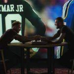 Neymar le prometió a David Beckham que jugará en el Inter de Miami de la MLS (VÍDEO)