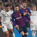 Real Madrid confirma fecha y hora del clásico ante Barcelona