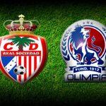 Alineaciones Real Sociedad-Olimpia
