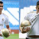 Reinier en su presentación con el Real Madrid: «Quiero ser parte de la historia» (FOTOS Y VÍDEO)