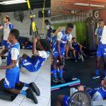 La Sub-23 de Honduras intensifica preparación para el Preolímpico (VÍDEO)