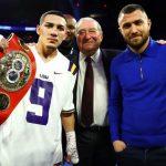 El 30 de mayo en Nueva York peleará Teófimo López por título mundial de peso ligero