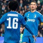 Cristiano Ronaldo iguala a Batistuta y Quagliarella con 11 partidos consecutivos marcando