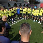 Barcelona suspende los entrenamientos hasta nueva orden