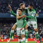 Real Madrid pierde 2-1 ante el Betis y cede el liderato al Barcelona