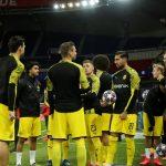 Borussia Dortmund regresa este lunes a los entrenamientos de forma limitada por el coronavirus