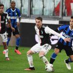 La Juventus recupera el liderato tras vencer 2-0 al Inter de Milán