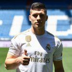 Luka Jovic dejó la cuarentena del Real Madrid para ir al cumpleaños de su novia a Serbia
