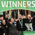 Manchester City es tricampeón de la Copa de la Liga
