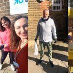 José Mourinho hace donativo de víveres durante crisis por coronavirus