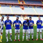 Sampdoria confirma el contagio de otros cuatro jugadores