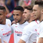 Sevilla gana 3-2 a Osasuna y se pone tercero en la Liga