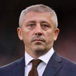 Presidente de la Federación Serbia de Fútbol contagiado por coronavirus