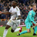 Real Madrid gana 2-0 el clásico al Barcelona y recupera el liderato de la Liga española