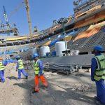 Catar anuncia tres nuevos casos de coronavirus entre trabajadores del Mundial 2022