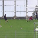 Cristiano Ronaldo captado entrenando en un estadio en plena crisis por coronavirus