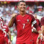 Cristiano Ronaldo y la selección portuguesa renuncian a la mitad de su prima por clasificar a la Eurocopa