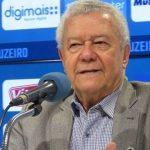 El presidente del Cruzeiro de Brasil contagiado con coronavirus