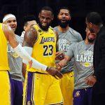 Los Lakers libres del coronavirus tras cumplir con la cuarentena