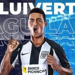 En crisis del coronavirus, Manchester City ficha a la promesa peruana Kluiverth Aguilar